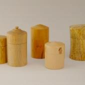 Hardwood boxes