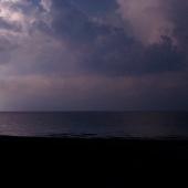 Lightning over Gulf